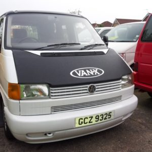 Bonnet Bra / Cover Van-X Logo for VW Transporter T4 S.NOSE-1780