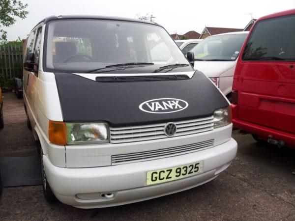 Bonnet Bra / Cover Van-X Logo for VW Transporter T4 S.NOSE-1780