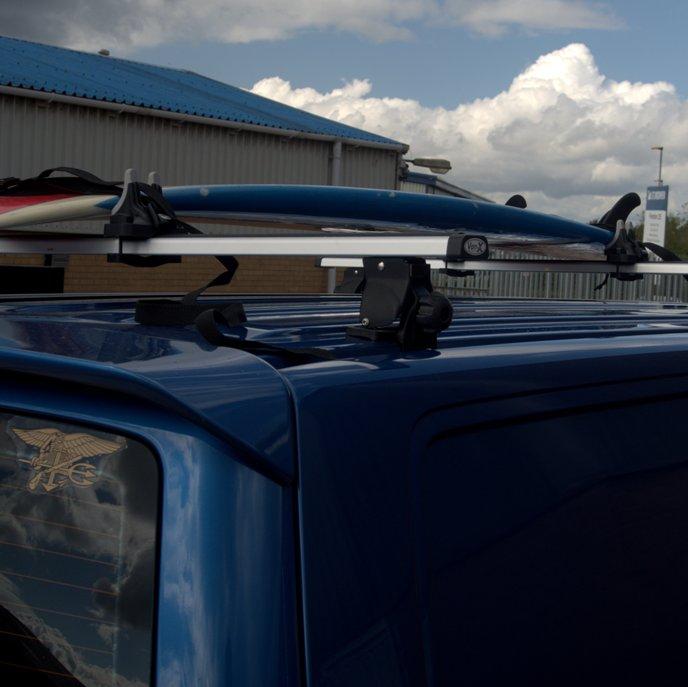 Fahrradhalterung Surfbrett Surfboard gepäckträger Halter Träger Carrier Rack X#S