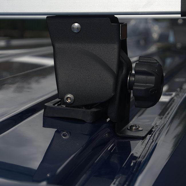 Roof / Cross Bars Kit 145cm For VW T5 / T6 Transporters-8675