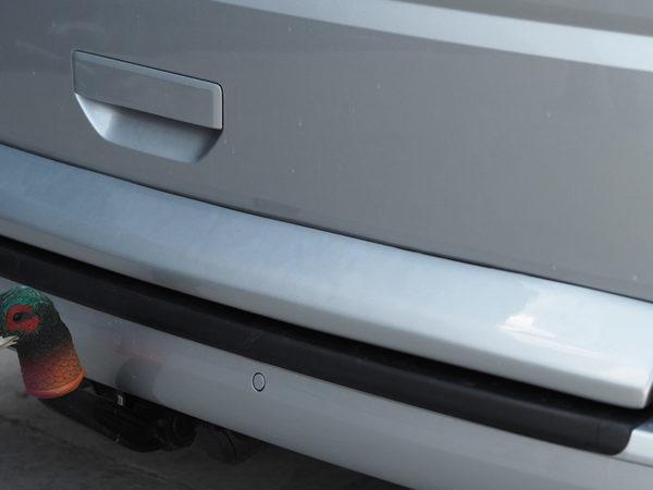 Tailgate Lower Edge Spoiler for VW T6 Transporter-9017